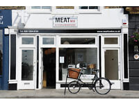 Retail Assistant at MEAT (Butcher &Delicatesses)