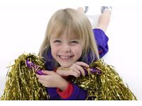 Dance & Cheer for age 3-6yrs