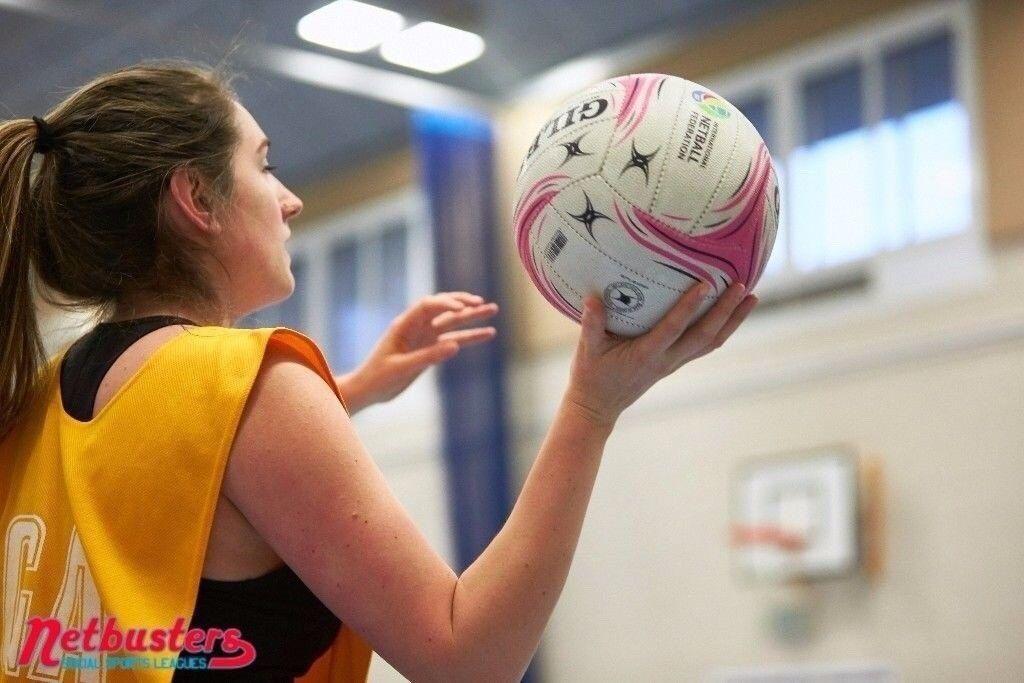 Play Netball in Balham
