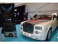 WEDDING CAR HIRE / SELF DRIVE HIRE / LONDON / LUTON / SLOUGH / BIRMINGHAM / ROLLS ROYCE / BENTLEY
