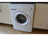 Freestanding washing machine - 6kg INDESIT 1000 spin washing machine