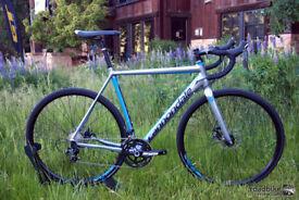 Cannondale * Optimo * 58cm * Shimano 105 * New road bike