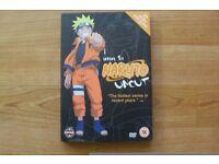 Naruto Uncut Series 1:1 - 13 episodes, 3 discs, fab condition.