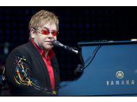 2 tickets Elton John @ Twickenham Stoop Sat 3rd of June block BB3