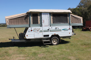 2002 Jayco Eagle Outback - Solar, full annex Mount Duneed Surf Coast Preview