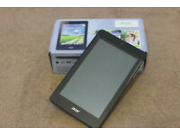 Boxed Acer Iconia 7 (B1_730HD) android tablet