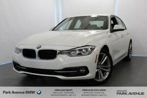 2018 BMW 3 Series 330i xDrive *LED / Nav / Banc Sport*