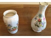 Two small vases