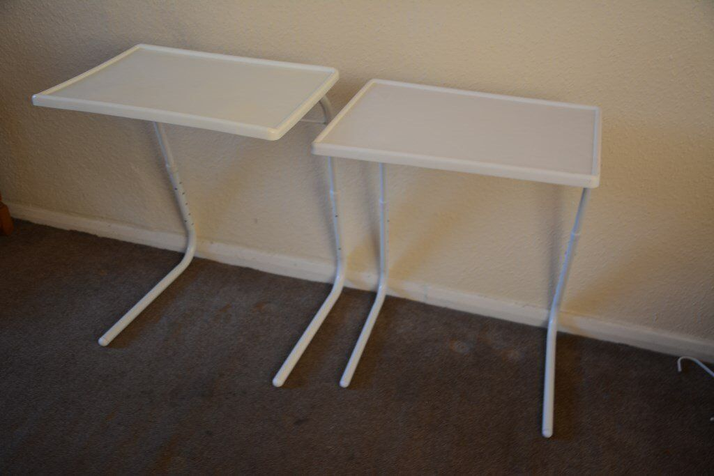 Two Folding tables