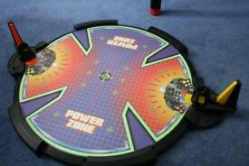 Power Zone Disc Fire Game