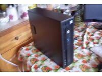 HP Prodesk, i7-6700 3.4GHz, 4GB DDR4 RAM, 500GB, Windows 10, Warranty