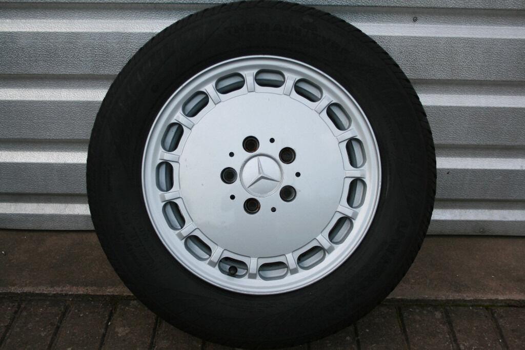 Mercedes sportline w201 w124 190e forged alloy wheel for Mercedes benz 190e rims