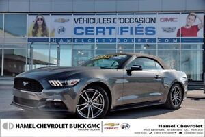2015 Ford MUSTANG CONVERTIBLE ECOBOOST PREMIUM ECOBOOST PREMIER