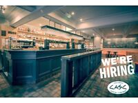 Dedicated and passionate bar staff required (Part-time)