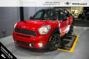 2012 MINI Cooper Countryman S ALL4 -- EXHAUST JCW -- MAGS NOIRS