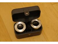 Neat travel speakers: Lifetrons DrumBass 3E