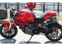 Ducati Monster 796 (2012). Excellent condition. FSH