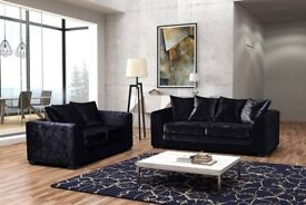 JUMBO CORD SOFAS 3+2 SEATER Dylan Fabric AVAILABLE IN DIFFERENT COLOURS