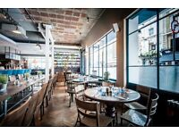 WAITERS - CENTRAL LONDON - RIDING HOUSE CAFE