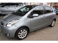 Toyota Yaris 1.33 VVT-i T Spirit 5dr 2011 (11 reg), LOW MILEAGE, HPI CLEAR