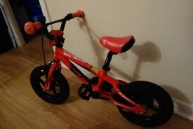 Kids unisex first bicycle OFFERS WELCOME
