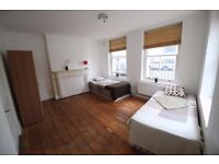 EXTRA LARGE TWIN ROOM IN MORNINGTON CRESENT UNMISSABLE!!! AVIALIBLE NOW!!!