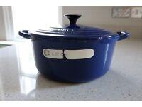 Le Creuset cast iron casserole