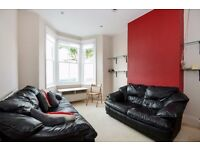A delightful four double bedroom house to rent in East Dulwich just off Lordship Lane.