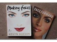 Kevyn Aucoin Making Faces and Face Forward Book