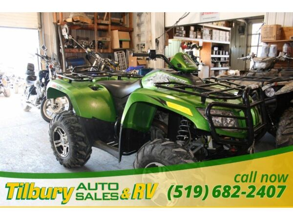 Used 2010 Arctic Cat THUNDERCAT