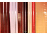 WOODEN SLAT BOARD UNITS WITH METAL INSERTS *unbeatable quality and price*