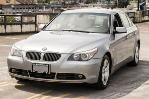 2007 BMW 525 XI AWD Premium Only 77, 000KM
