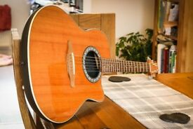 Ovatio USA Balladeer 1861 semi acoustic