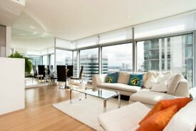 Canary Wharf, Premier Development, Pan Peninsula, Gym, Pool, Concierge etc Available