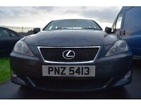 LEXUS 220D 2006 IN AMAZING CONDITION WITH SOME SERVICE HISTORY