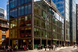 ► ► Liverpool Street ◄ ◄ luxury SERVICED OFFICES, under flexible terms