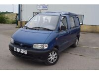 LEFT HAND DRIVE NISSAN VANETTE, DRIVES WELL,ENGINE&MECHANICS GREAT,EXPORT PAPERS SORTED.CALL MARC