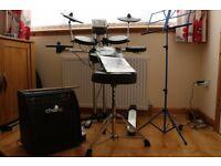 Roland Electric Drums Bundle