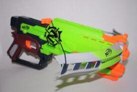 Nerf Crossbow Zombie Strike Crossfire Bow Blaster Gun Boy Toy