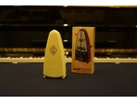 New Wittner metronome - Can post