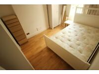 1 Double Bedroom flat in Camden/Mornington Cresc. Wood floors, Modern en-suite shower room! £320pw