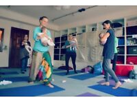 Baby Yoga Classes - Summer Yoga