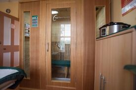Far Infrared Sauna - Slimming, Detox, Cellulite, Reduce stress and muscle pain