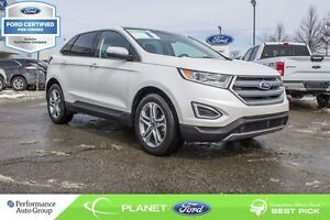 2016 Ford Edge Titanium FORD CERTIFIED LOW RATES & EXTRA WARRANT