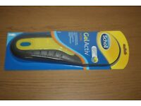 SCOLL GEL ACTIVE INSOLES