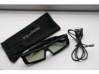 Active 3D Shutter Glasses - Viewsonic - for 3D ready projectors