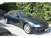 Maserati Quattroporte 4.2L Executive GT DuoSelect 4dr