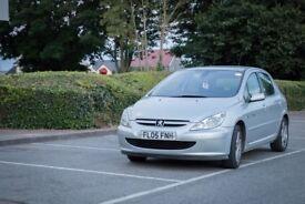 Peugeot 307 quicksilver