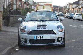 Mini Cooper S Roadster 2014 (64) Chili/Sports Pack & JCW Bodykit