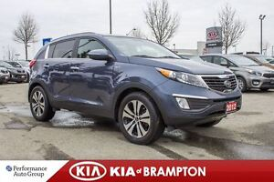 2012 Kia Sportage EX AWD BLUETOOTH HTD SEATS ALLOYS VERY CLEAN!!